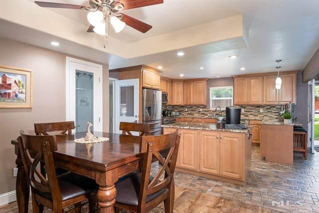 1517 Hussman, Gardnerville, NV 89410 (MLS #200008611) :: NVGemme Real Estate
