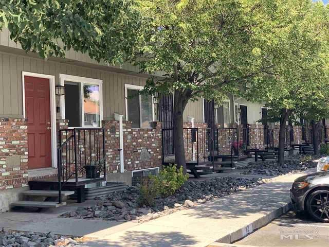 1408 E 9Th St #11, Reno, NV 89512 (MLS #200008623) :: NVGemme Real Estate