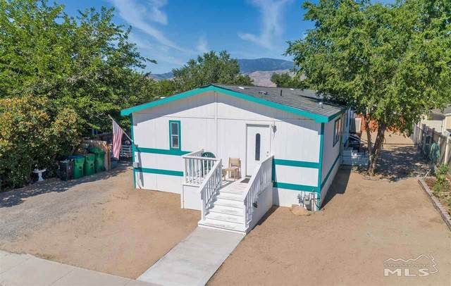 2922 Century, Carson City, NV 89706 (MLS #200008789) :: Theresa Nelson Real Estate