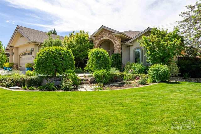 1130 Rocky Terrace Dr, Gardnerville, NV 89460 (MLS #200008792) :: Ferrari-Lund Real Estate