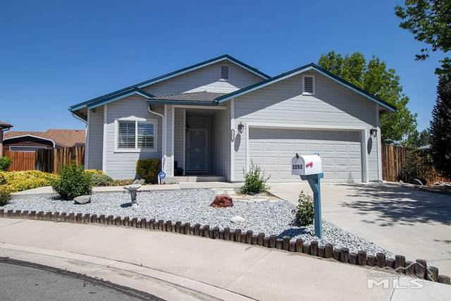 2252 Helga Ct, Sparks, NV 89431 (MLS #200008844) :: The Mike Wood Team