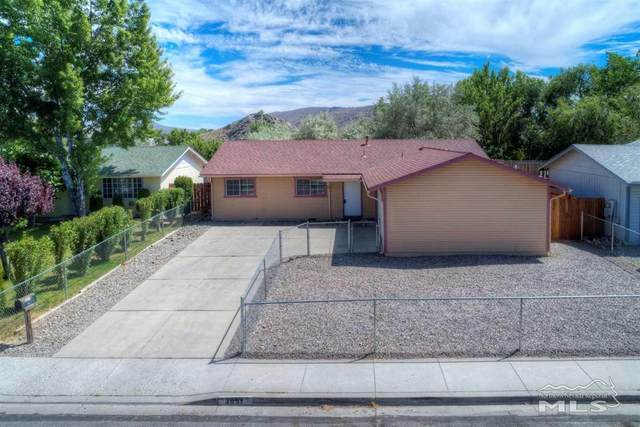 3651 Desatoya, Carson City, NV 89701 (MLS #200008869) :: Ferrari-Lund Real Estate