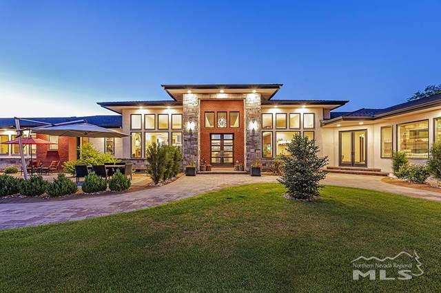 3600 Holcomb Ranch Lane, Reno, NV 89511 (MLS #200009005) :: The Mike Wood Team