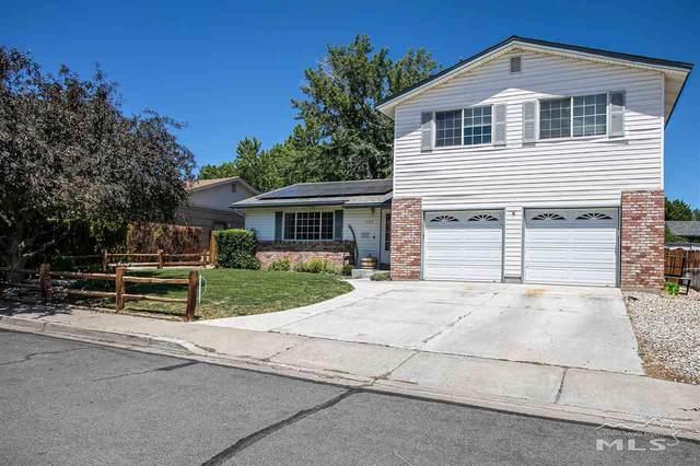 200 Abbay Way, Sparks, NV 89431 (MLS #200009042) :: NVGemme Real Estate