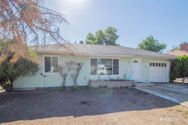 785 Bates Ave., Reno, NV 89502 (MLS #200009097) :: The Craig Team