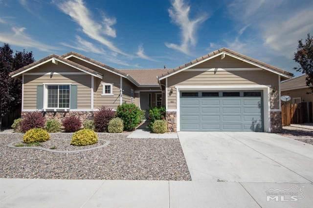 804 Ballybunion, Dayton, NV 89403 (MLS #200009325) :: Vaulet Group Real Estate