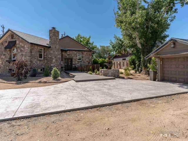 1895 W Plumb Lane, Reno, NV 89509 (MLS #200009348) :: Chase International Real Estate