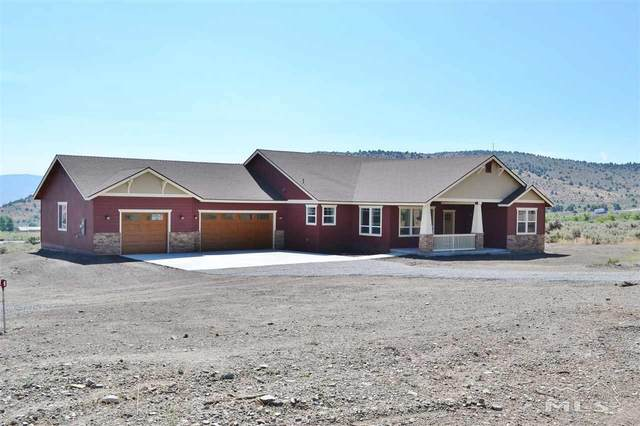 2565 Last Chance, Minden, NV 89423 (MLS #200009390) :: The Mike Wood Team