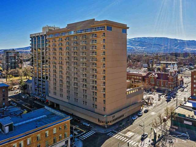 200 W 2nd St. #602, Reno, NV 89501 (MLS #200009479) :: The Mike Wood Team