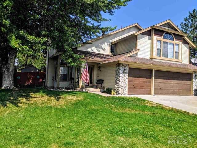 2152 Wabash, Sparks, NV 89434 (MLS #200009516) :: NVGemme Real Estate