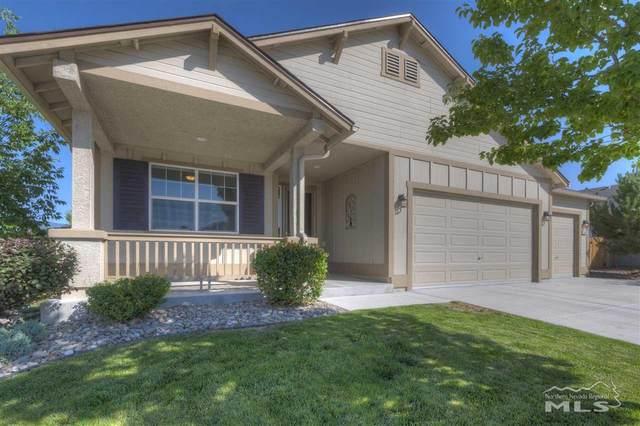 1524 Snaffle Bit Drive, Gardnerville, NV 89410 (MLS #200009574) :: Chase International Real Estate