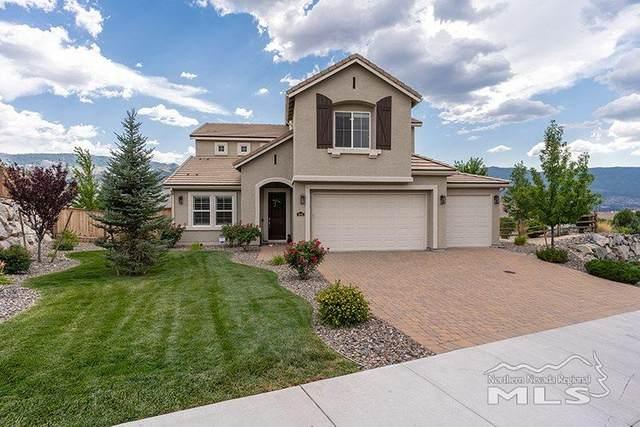 1640 Back Nine Trail, Reno, NV 89523 (MLS #200009670) :: Harcourts NV1