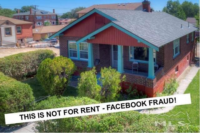 930 Plumas Street, Reno, NV 89509 (MLS #200009698) :: Chase International Real Estate