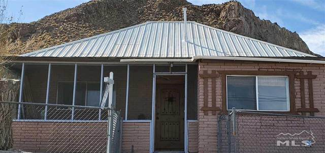 115 Booker St, Tonopah, NV 89049 (MLS #200009713) :: Ferrari-Lund Real Estate