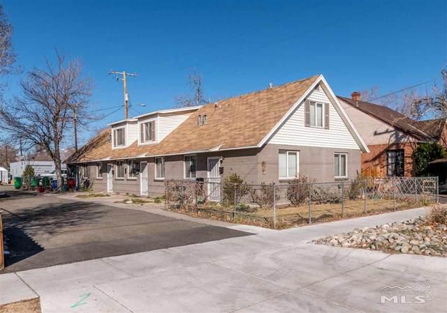 325 15th Street, Sparks, NV 89431 (MLS #200009869) :: Harcourts NV1