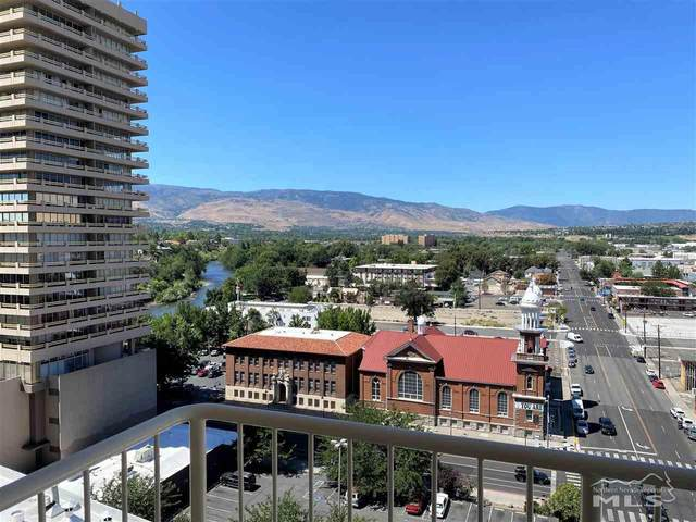 200 W 2nd Street #1007, Reno, NV 89503 (MLS #200009972) :: The Mike Wood Team