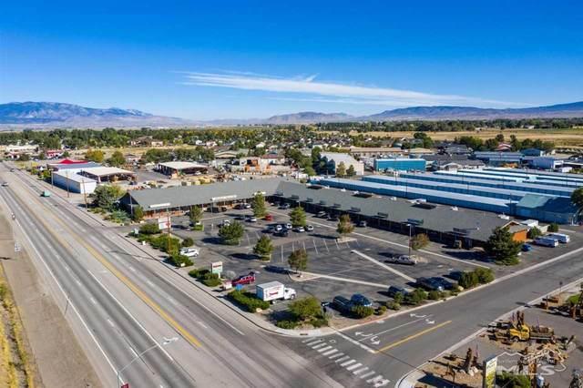 1267 N Hwy 395, Gardnerville, NV 89410 (MLS #200010044) :: Vaulet Group Real Estate