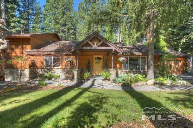 720 Lynda Ct, Incline Village, NV 89451 (MLS #200010224) :: Chase International Real Estate