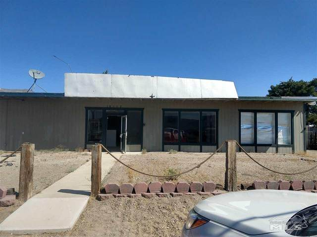 10112 E Us Hwy 50, Moundhouse, NV 89706 (MLS #200010300) :: Fink Morales Hall Group