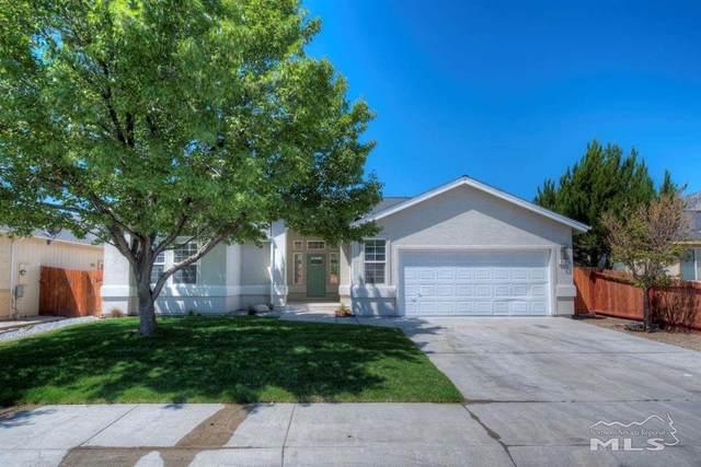 419 Crosswinds, Dayton, NV 89403 (MLS #200010769) :: NVGemme Real Estate