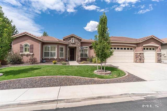 2645 Trail Rider Drive, Reno, NV 89523 (MLS #200010776) :: The Mike Wood Team