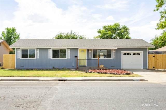 921 Sunset Drive, Fallon, NV 89406 (MLS #200010895) :: Ferrari-Lund Real Estate