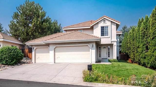 3160 Greensburg Circle, Reno, NV 89509 (MLS #200011737) :: Chase International Real Estate