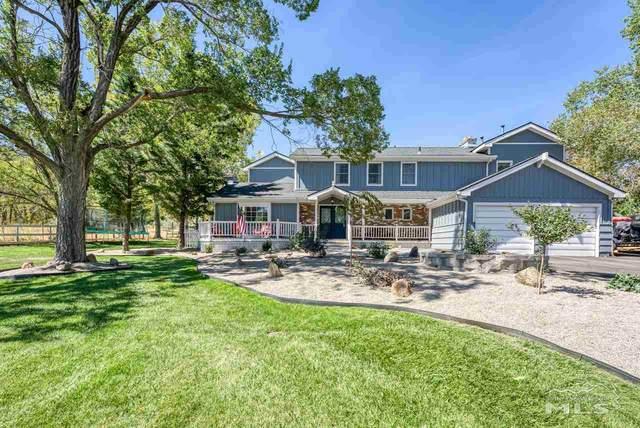 105 Todd Ct., Washoe Valley, NV 89704 (MLS #200011861) :: NVGemme Real Estate