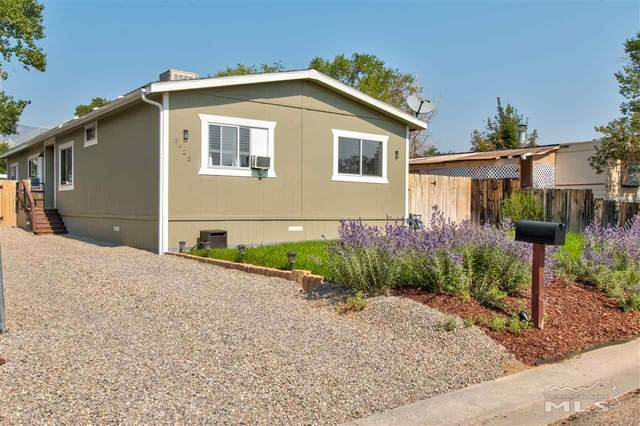 3423 Tourmaline, Carson City, NV 89705 (MLS #200011946) :: The Mike Wood Team