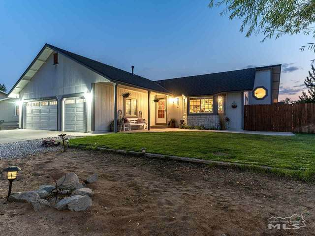 15 Nicole Court, Sparks, NV 89436 (MLS #200011997) :: The Mike Wood Team