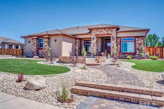 2 Lake Meadow Ln, Washoe Valley, NV 89704 (MLS #200012337) :: Ferrari-Lund Real Estate