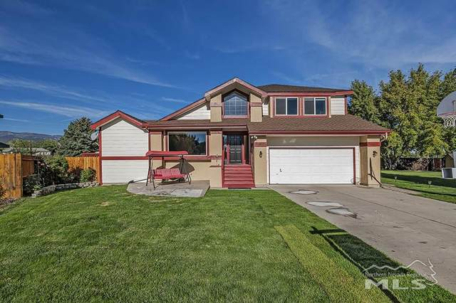 45 Riata Ct, Reno, NV 89521 (MLS #200012434) :: The Craig Team