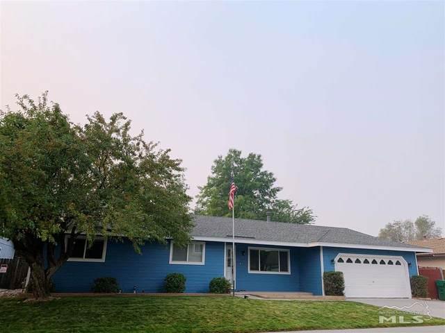 1361 Kingsley Ln., Carson City, NV 89701 (MLS #200012473) :: Ferrari-Lund Real Estate