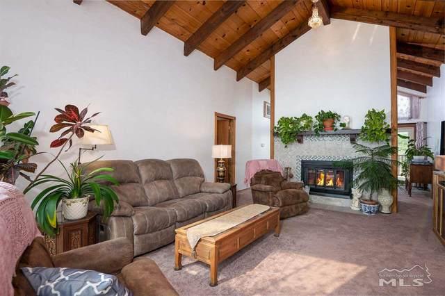 20 Jeanette, Moundhouse, NV 89706 (MLS #200012552) :: NVGemme Real Estate