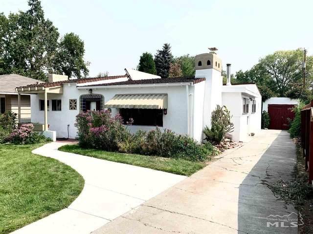 160 Circle Drive, Reno, NV 89509 (MLS #200012681) :: Ferrari-Lund Real Estate