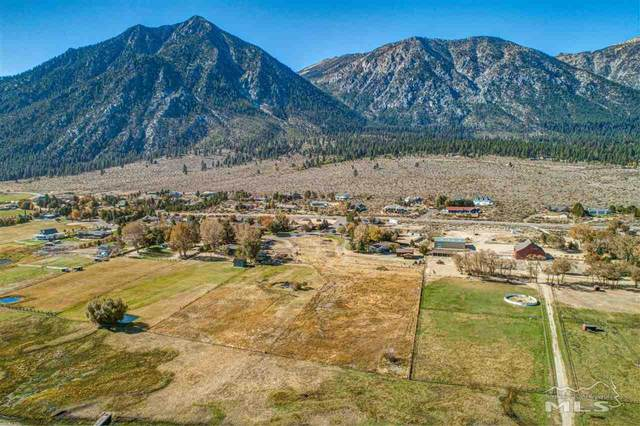 753 Indian Trail, Gardnerville, NV 89460 (MLS #200012768) :: The Mike Wood Team
