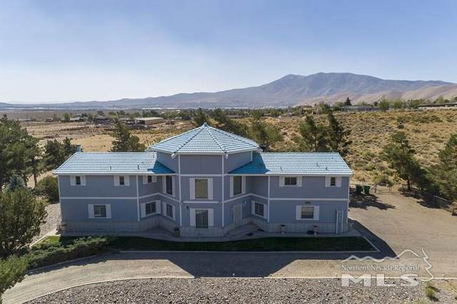 10160 Blackhawk Drive, Reno, NV 89508 (MLS #200012817) :: The Craig Team