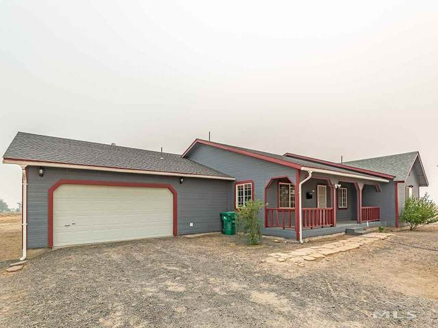 4150 Citrus Street Nevada, Silver Springs, NV 89429 (MLS #200012922) :: Ferrari-Lund Real Estate