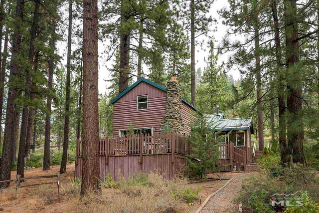 412 Elks Ave, Zephyr Cove, NV 89448 (MLS #200013185) :: The Mike Wood Team