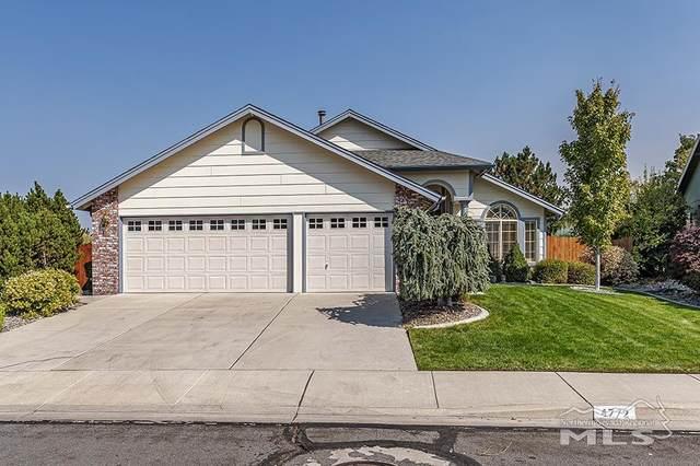 4772 Pradera Street Nv, Sparks, NV 89436 (MLS #200013568) :: Ferrari-Lund Real Estate