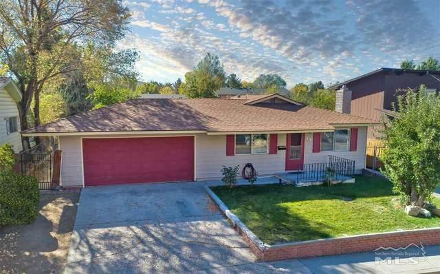 3421 Woodside Drive, Carson City, NV 89701 (MLS #200013798) :: The Craig Team