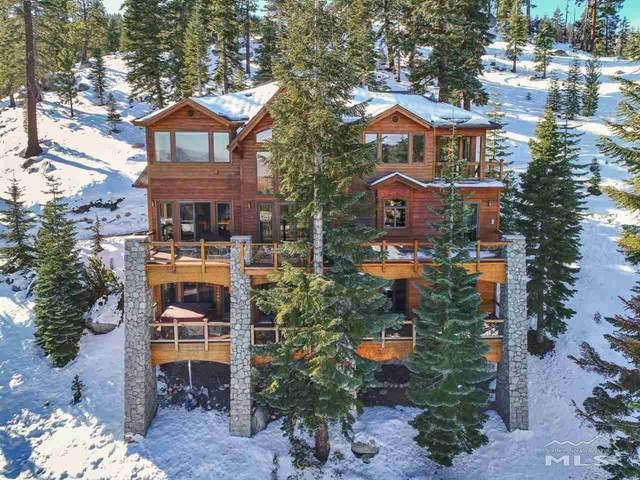 1625 Black Bear Run, Stateline, NV 89449 (MLS #200013823) :: Theresa Nelson Real Estate
