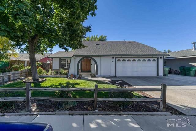 873 Glen Meadow, Sparks, NV 89434 (MLS #200013825) :: NVGemme Real Estate