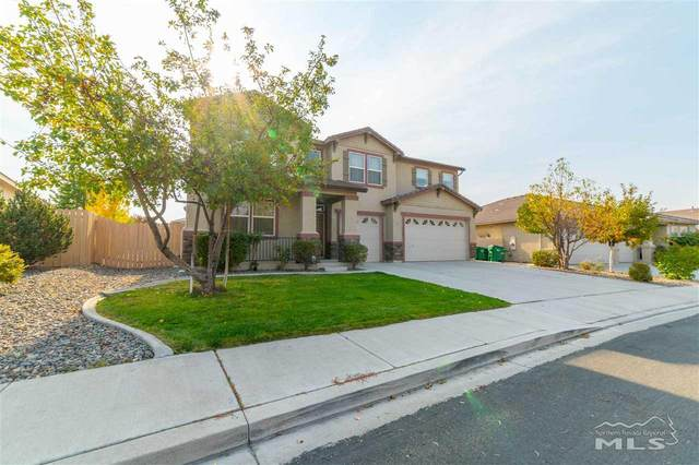 10794 Stone Hollow, Reno, NV 89521 (MLS #200014259) :: The Mike Wood Team