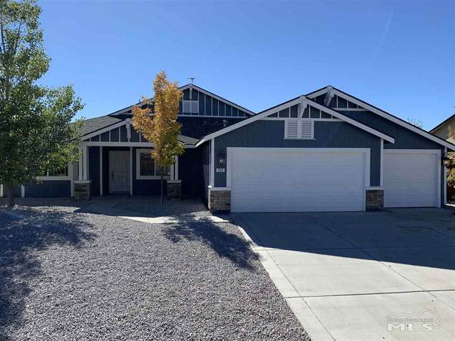 731 Clydesdale Road, Dayton, NV 89403 (MLS #200014315) :: NVGemme Real Estate