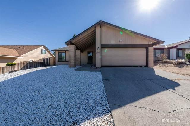 1920 Kings Row, Reno, NV 89503 (MLS #200014349) :: Vaulet Group Real Estate