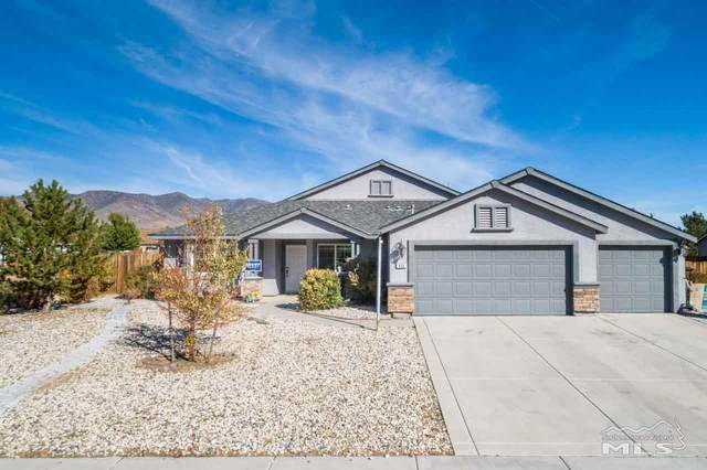 836 Reggie St, Dayton, NV 89403 (MLS #200014381) :: NVGemme Real Estate