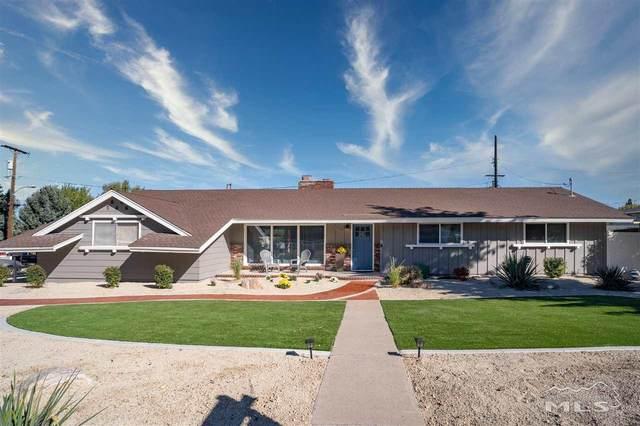 1590 Hunter Lake Dr., Reno, NV 89509 (MLS #200014391) :: Fink Morales Hall Group