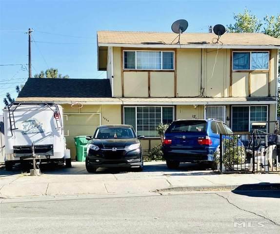 2250 Tripp Dr, Reno, NV 89512 (MLS #200014430) :: NVGemme Real Estate
