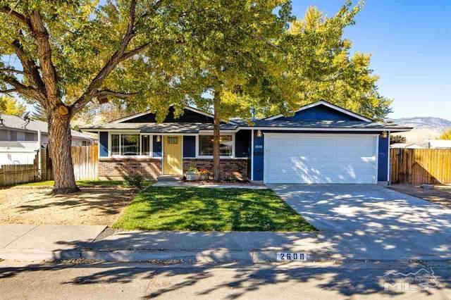 2608 Baker Drive, Carson City, NV 89701 (MLS #200014446) :: NVGemme Real Estate